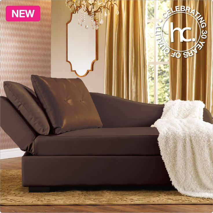 Daydream in style with the Panama chaise daybed.
