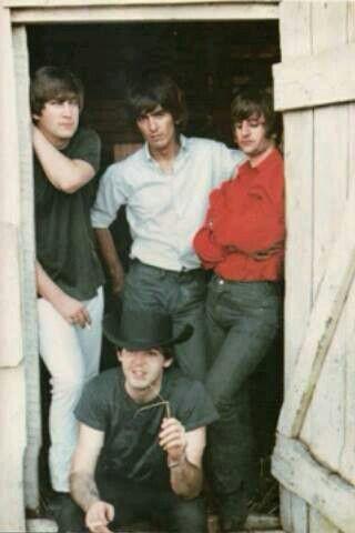 Paul went cowboy