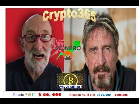 Clif High and John McAfee drop Bitcoin Price Predictions that may shock you (Webbot Bitcoin, Monero) https://cstu.io/2ca18c