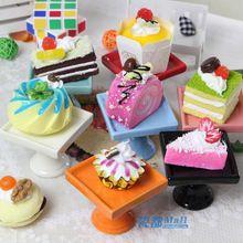 Бесплатная доставка мини шик фарфор керамическая кекс стенд площадь десерт кекса лоток свадебное ну вечеринку во второй половине дня чай красочные(China (Mainland))