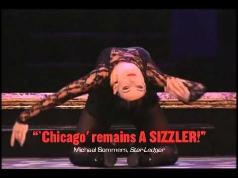 Comédie Musicale Chicago - Spectacle Broadway - Ceetiz