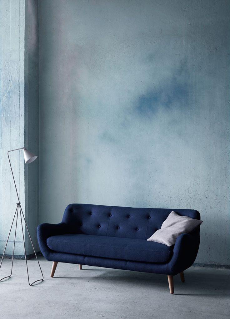 Blue Herman <3  Sofakompagniet   Dansk design - direkte til dig   http://dk.sofacompany.com/soegning?search=herman