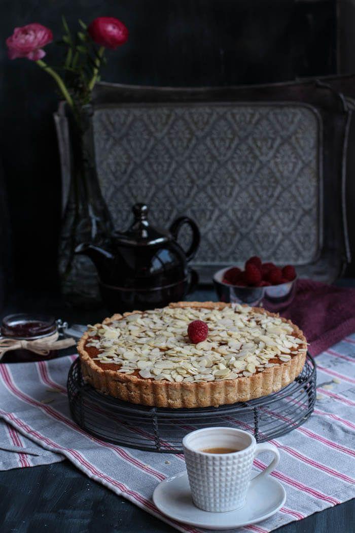 Tarta Bakewell receta