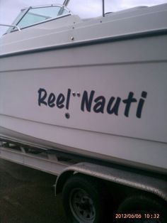 Funny Boat Names on Pinterest | Boat Humor, Boat Names and Drunk ...