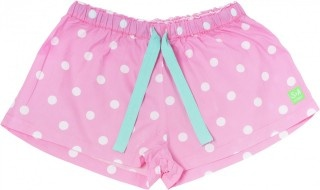 Piccadilly Polka Women's Boxer Shorts Front