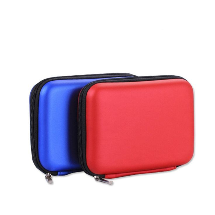 "Funda Para Disco Duro Externo WD My Passport Bag For Power Bank Estuche Hard Disk Pouch Harddisk Cover 2.5"" HDD Case Hot Sales"