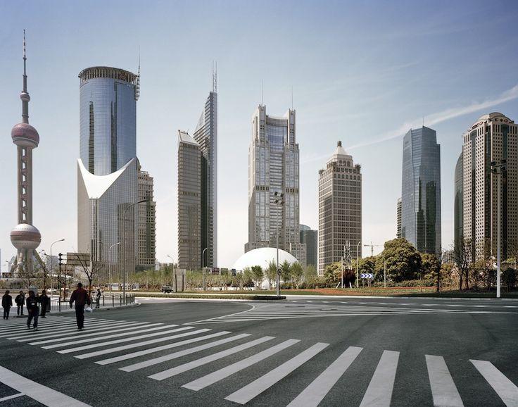 Shanghai by Gabriele Basilico