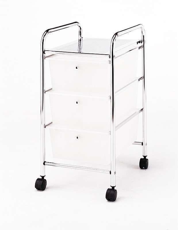 Die besten 25+ Rollwagen mit schubladen Ideen auf Pinterest - badezimmer rollcontainer