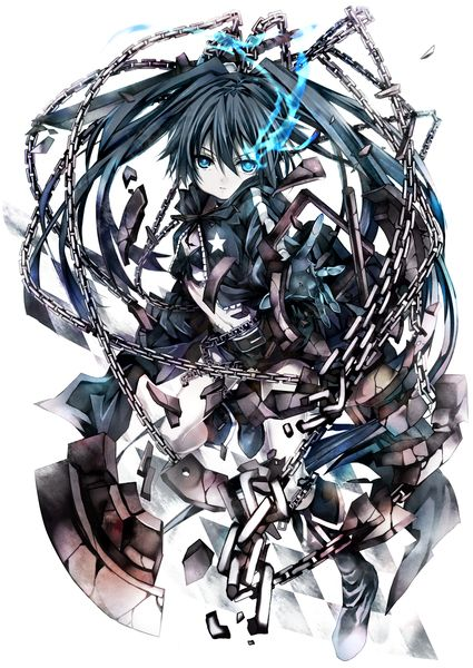 Black★Rock Shooter                                                                                                                                                                                 More