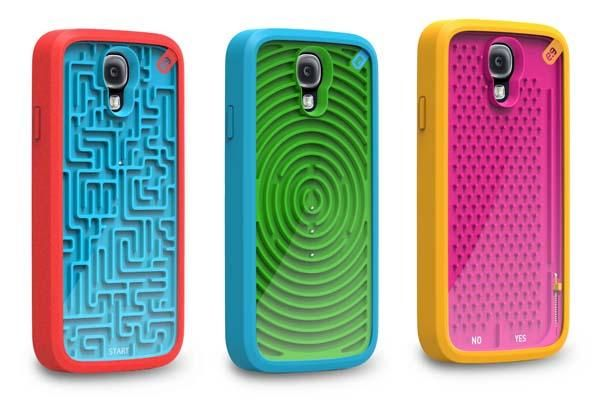 PureGear Retro Game Galaxy S4 Case