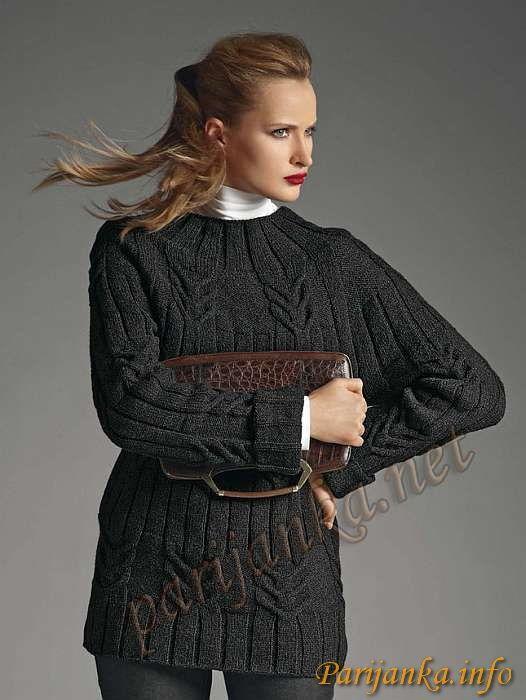 Пуловер (ж) 06 Origin 4 BDF №2290