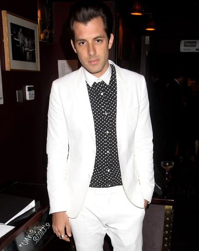 Best White Suits for Men: Wear It Now: GQ Wow! Polka dots!