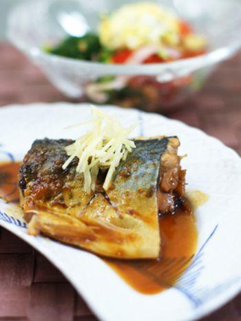 圧力鍋派もお鍋派も♪長いお休みに作りたいじっくり煮込み料理 | キナリノ いつもの鯖の味噌煮を時間をかけてじっくりコトコト煮込んで。