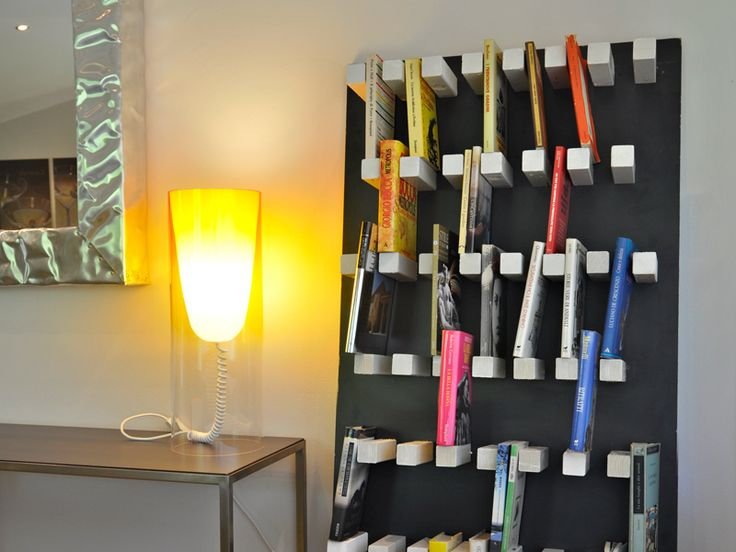 Libreria a giorno fai da te