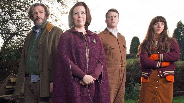 Innovative six-part comedy-drama starring Olivia Colman and Julian Barratt, written and directed by Bafta-nominated Will Sharpe