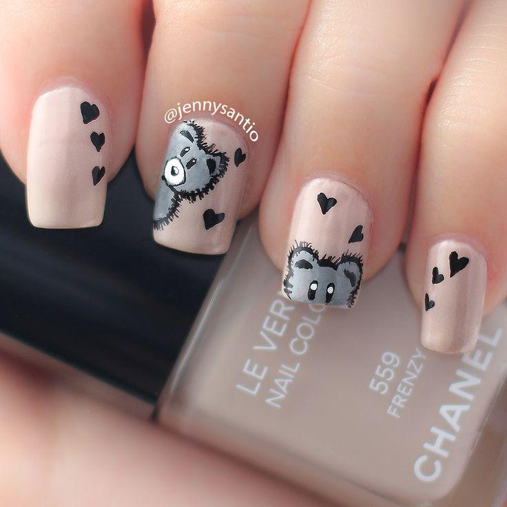 Best 25 animal nail art ideas on pinterest animal nail designs best 25 animal nail art ideas on pinterest animal nail designs nail art images and cute kids nails prinsesfo Gallery