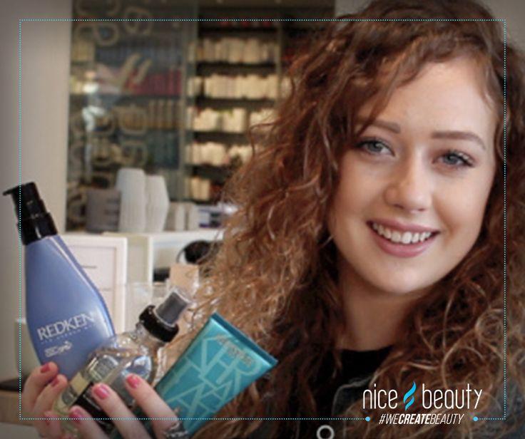 WEB-TV: Mine favoritprodukter til krøllet hår!