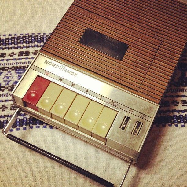 Kassettenrekorder – #Kassettenrekorder #kinnlang
