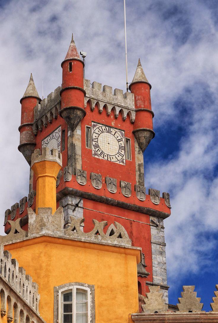 Pena Palace (Clocktower)