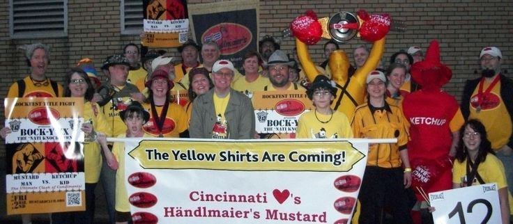 Händlmaier's Mustard Club Cincinnati