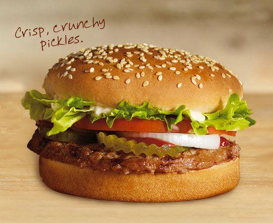 Burger king stock options