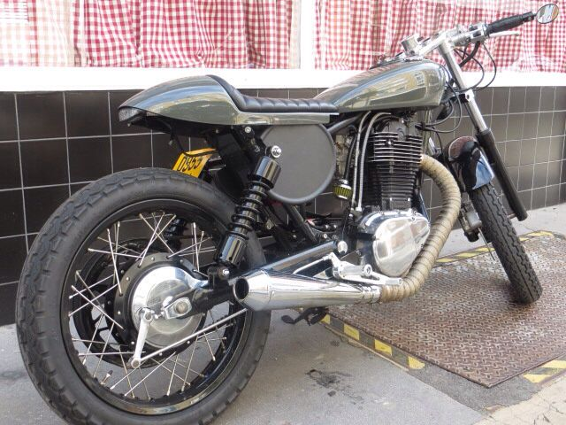 603 best bobbers scramblers trackers cafe racer images on pinterest