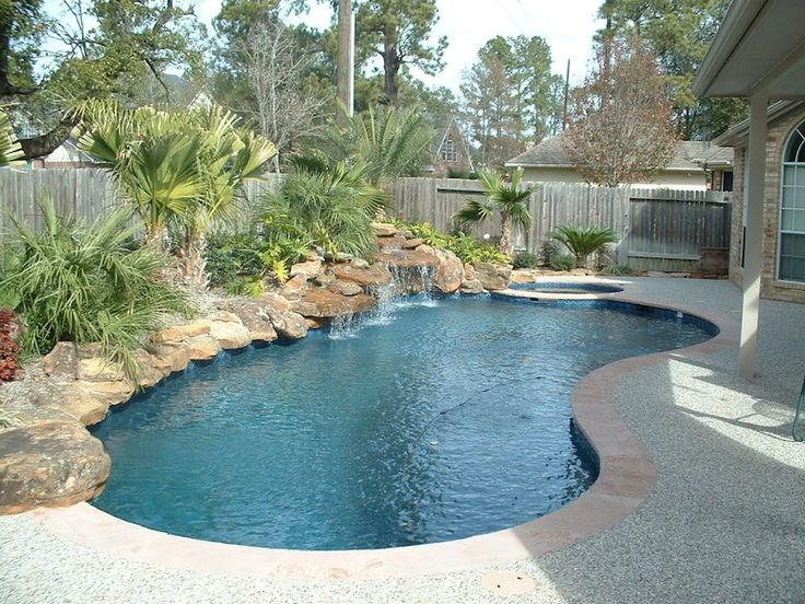 Best Pool Designs Images On Pinterest Backyard Ideas Pool