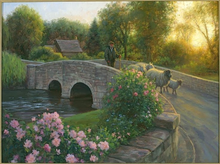 """"""" The Wanderers Come Home """"     by Robert Duncan"""