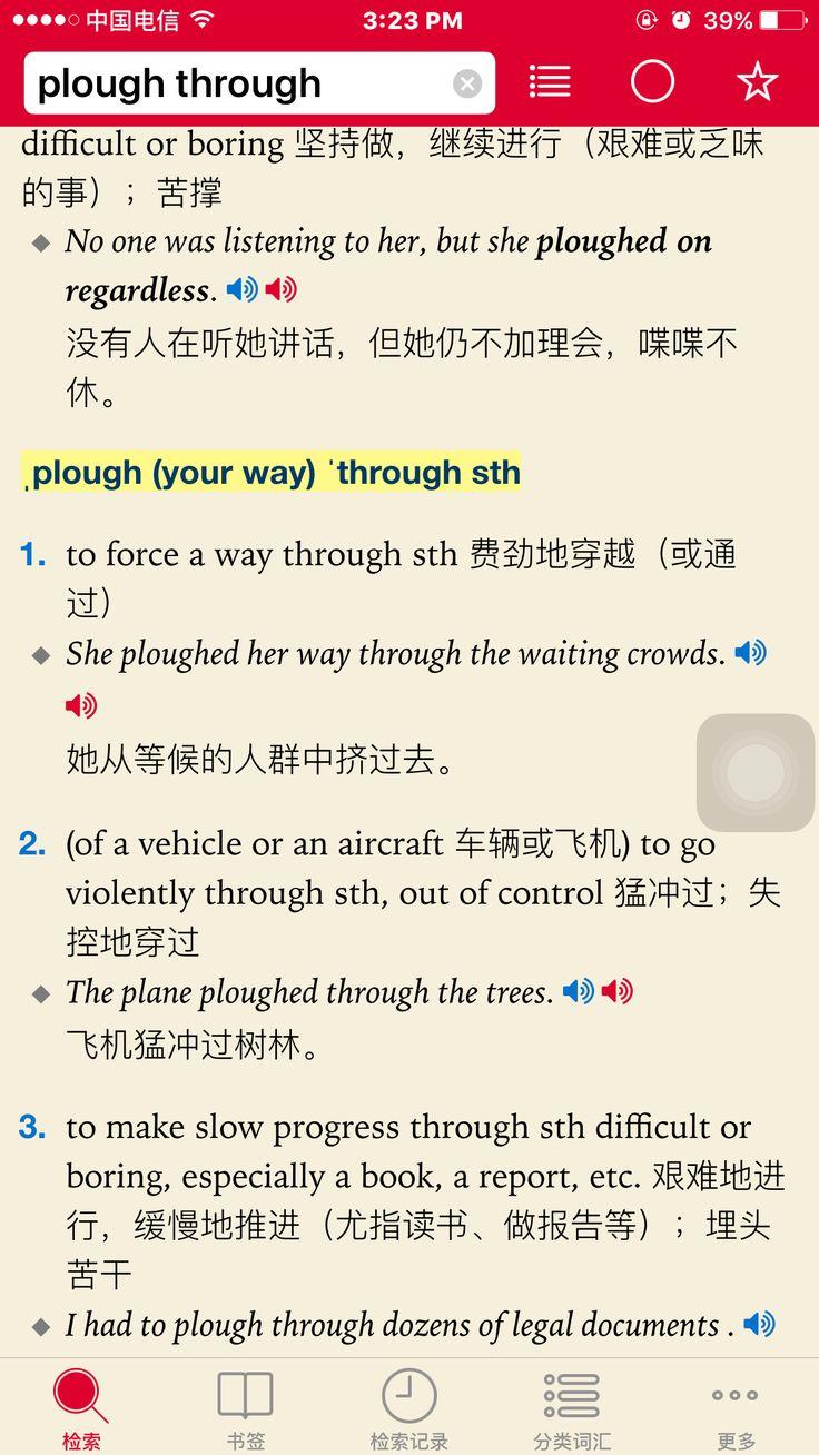 Mejores 9 imágenes de English idioms and popular phrasal verbs en ...