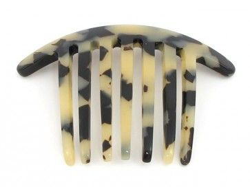 The French Twist Hair Comb is must have for elegant and traditional French style.