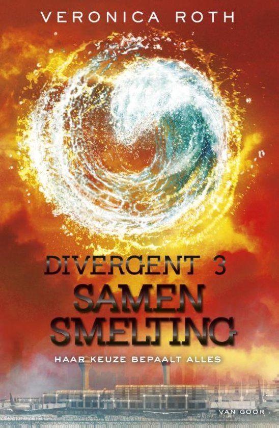 Veronica Roth - Samensmelting (divergent trilogie deel 3)