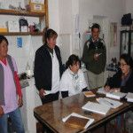 Capacitación en gestión de residuos hospitalarios en el interior de la provincia