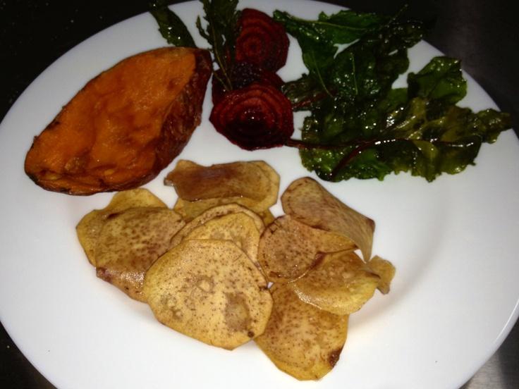 Chips de YUca,Camote,malanga, vetabel