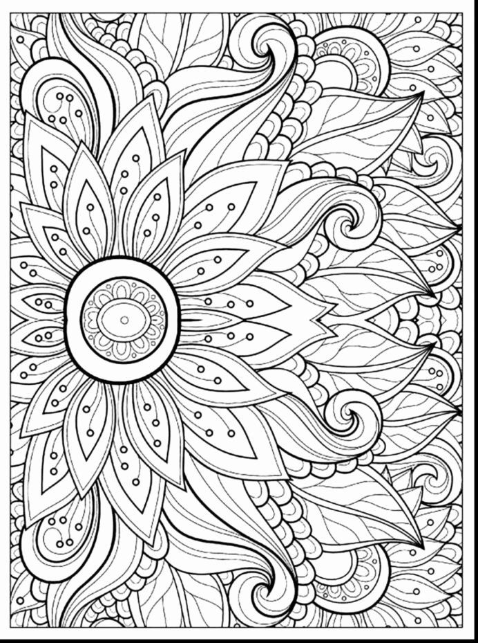 Coloring Sheets For Middle School Inspirational Luxury Idea Coloring For Middle Sch Printable Flower Coloring Pages Spring Coloring Pages Flower Coloring Pages