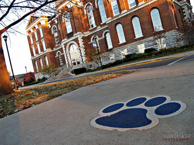 University of Kentucky campus <3