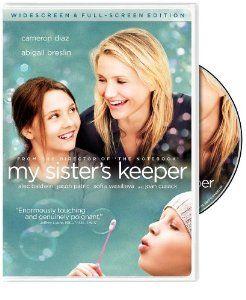 Amazon.com: My Sister's Keeper: Cameron Diaz, Abigail Breslin, Alec Baldwin, Jason Patric, Nick Cassavetes: Movies & TV