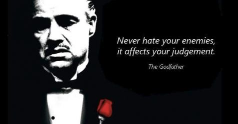 Like if your a fan of The best quotes from The Godfather