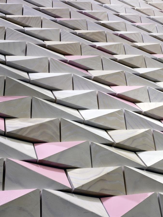 Sushi-teria by Form-ula 2: Design Magazines, Surface Texture, Richard Sarrach, Amy Barkow, Sushiteria, Structure Architecture, Sushi Teria, Architecture Design, Formula