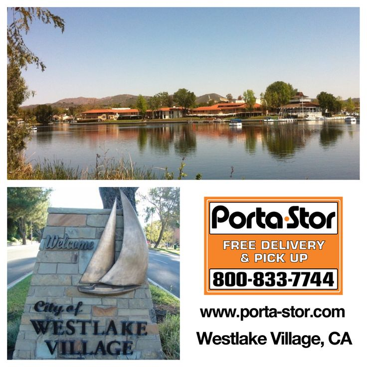 Need Portable Storage Containers in Westlake Village, CA? Call 1-800-833-7744 to Rent Portable Storage Containers in Westlake Village, CA