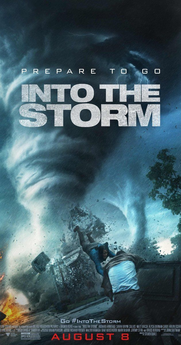 Into the Storm (2014) haven't seen it yet but I am sure it will be come a favorite.