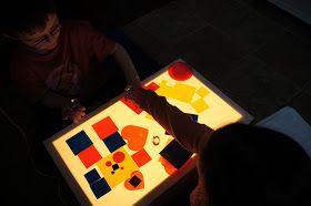 """Making Montessori Ours"": Making a Light Box #2"