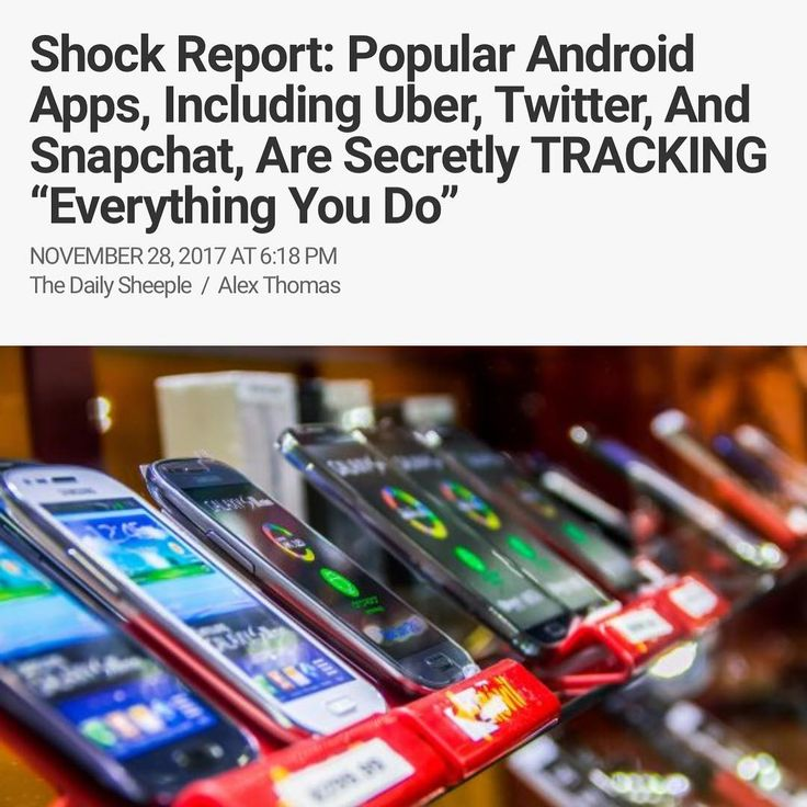 Multiple highly popular applications including #Uber #Tinder #Twitter #Snapchat and #Spotify are all secretly tracking their users according to a shocking new report from Privacy Lab and the #French non-profit organization Exodus Privacy.  While savvy internet users have long believed that various computer and phone applications regularly track their users without their consent this new report has moved the discussion from internet forums to the mainstream and has once again proven another…
