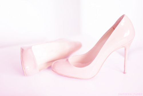 Pastel Pink Heels | Tsaa Heel