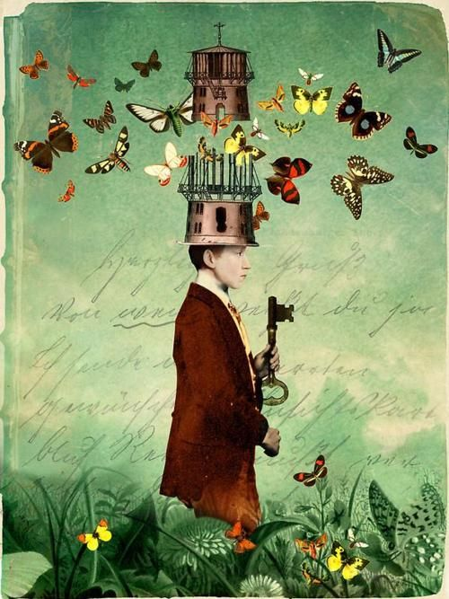 fer1972:    Free Your Mind! by Catrin Welz-Stein
