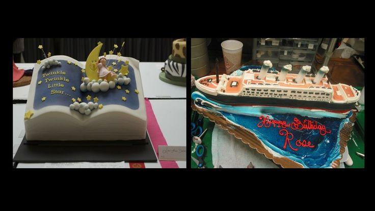 #amazing #book , #poem , #ship #cake #design