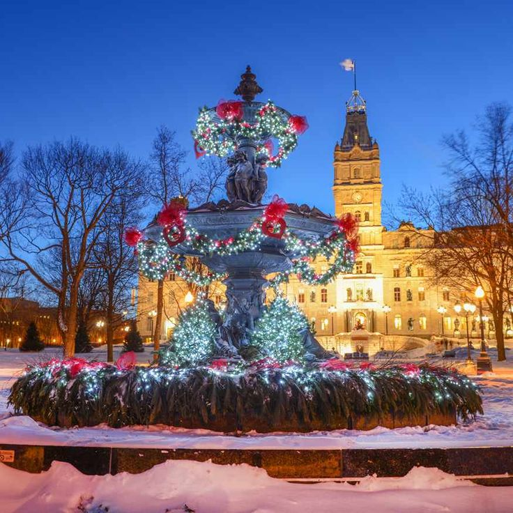 100 Best Quebec ~ Christmas Images On Pinterest