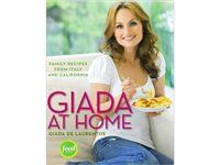 Chef Giada De Laurentiis has early memories in her family's kitchen, grandfather's restaurant and time in Paris studying her craft.
