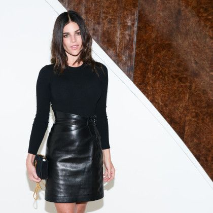 Celebrating the Collective - Julia Restoin Roitfeld