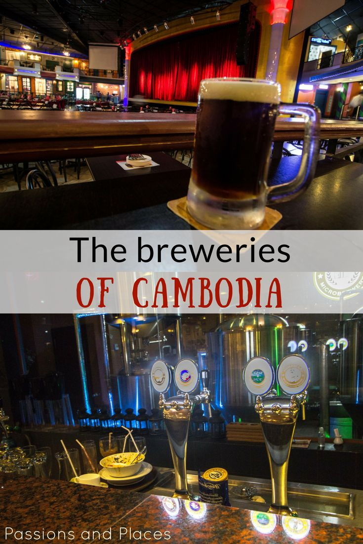 A Guide To Cambodiau0027s Burgeoning Craft Beer Scene