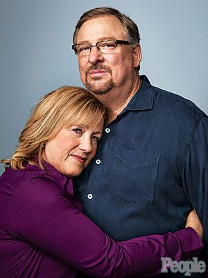 Rick Warren, Wife Open Up About Son's Suicide - in People magazine